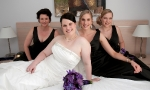 Montrose Photos Wedding Photography Bridal Girls